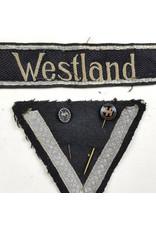 Unieke Nederlandse 'WESTLAND' Set