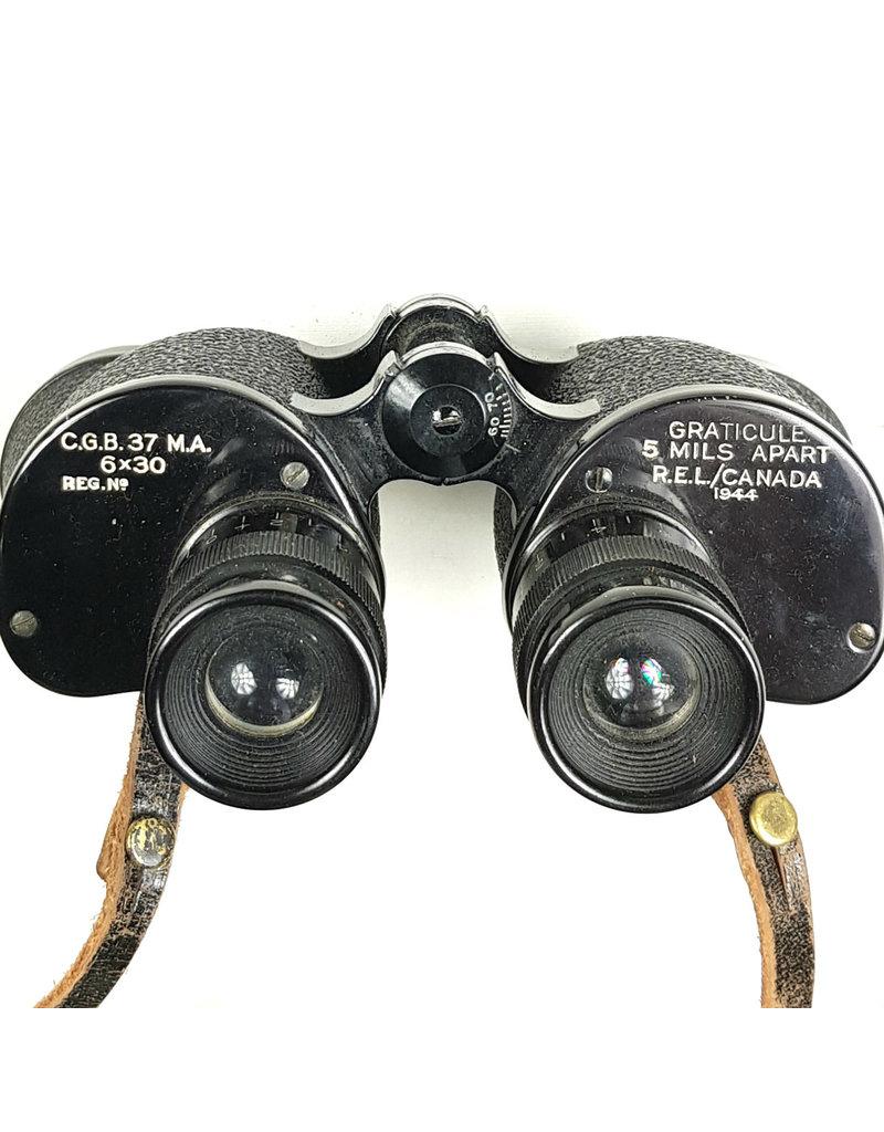 WW2 Canadian Binoculars REL 1944