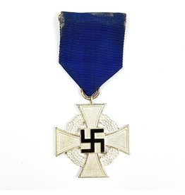Treuedienst Ehrenzeichen - 25 Jaar
