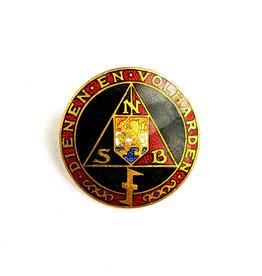 NSB 'Dienen en Volharden' Badge