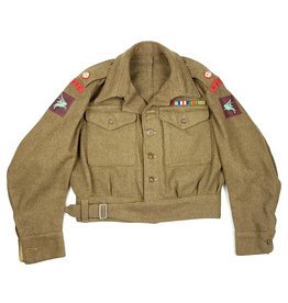 Battledress RAOC 6th Airborne Division.