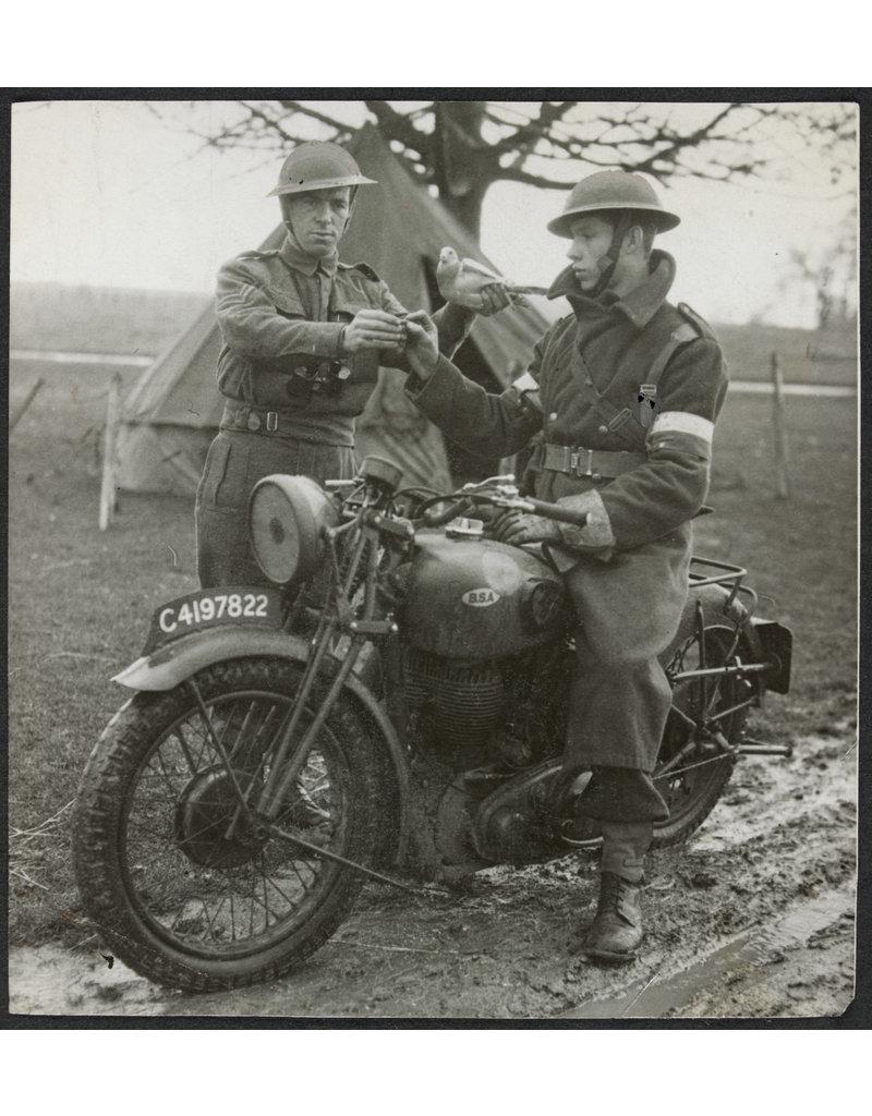 Royal Corps of Signals Armband