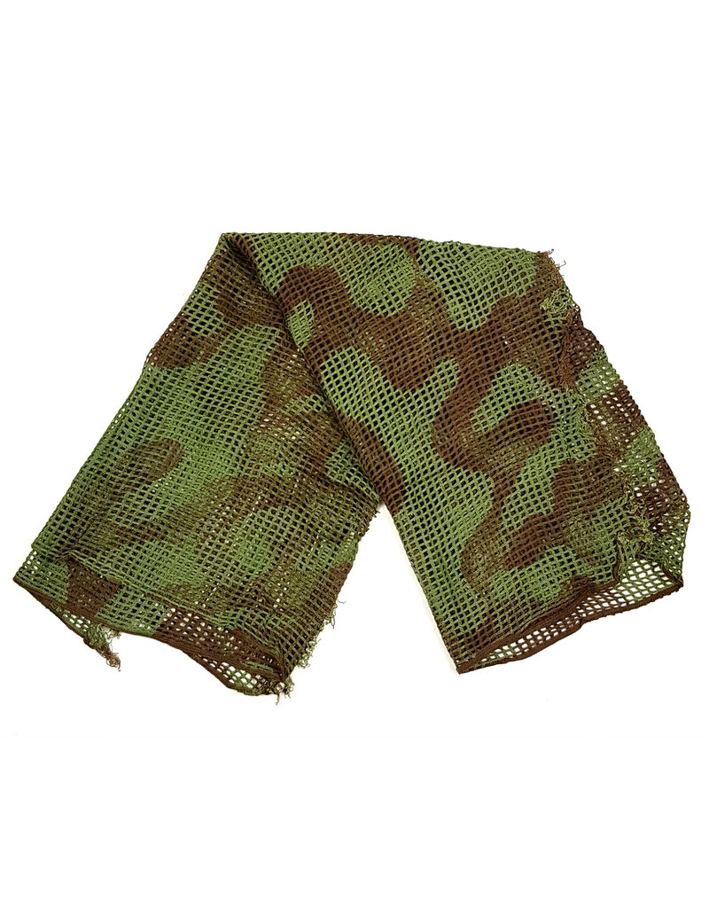 WW2 Britse/Canadese Camouflage Net