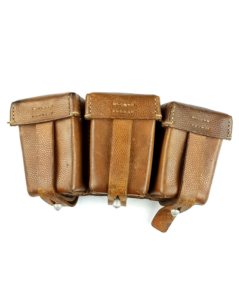 Brown K98 Ammo Pouch