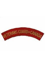 Veterans Guard of Canada - Printed