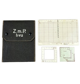 Complete Z.M.P. with Ersatz Pouch.