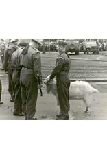 53rd Welsh Division Verkeersbord