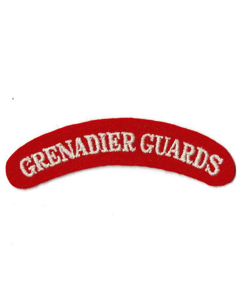 Grenadier Guards - Embleem