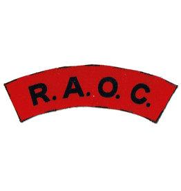 RAOC - Embleem