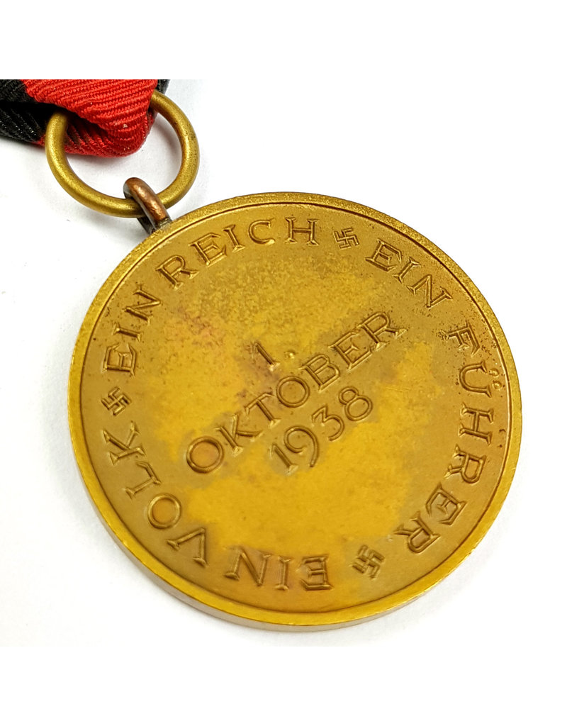 1 Oktober 1938 Medaille