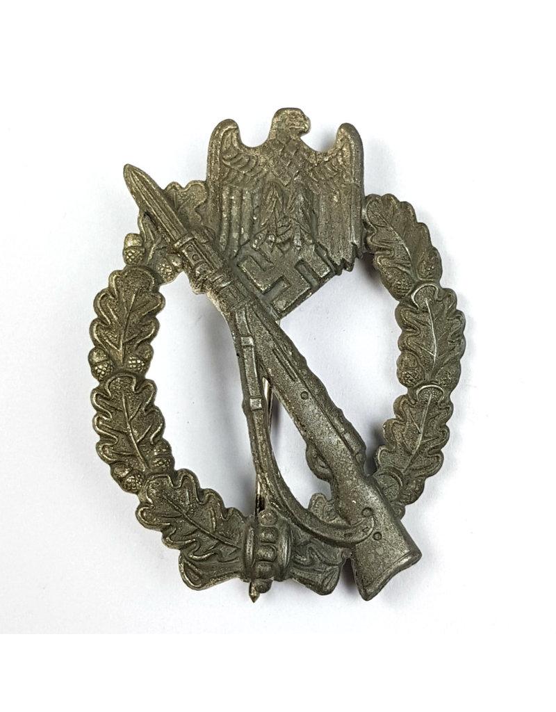 Infanterie Sturm Abzeichen in Silver