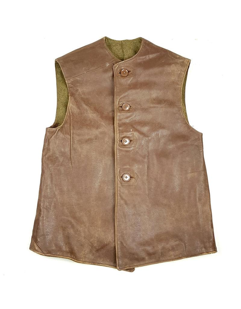 British Leather Jerkin 1944