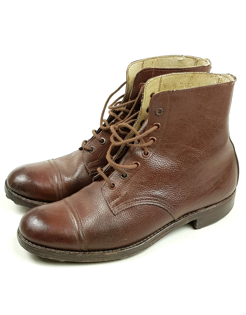British Officers Boots 1941