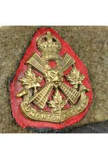 49th Loyal Edmonton Regt Beret 1945
