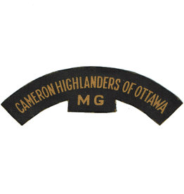 Cameron Highlanders of Ottawa