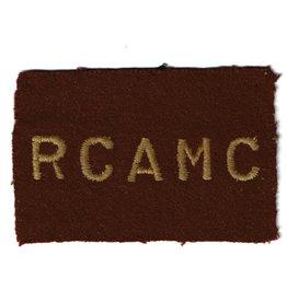 RCAMC 5th Div Embleem