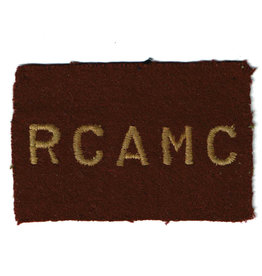 RCAMC 5th Div Patch