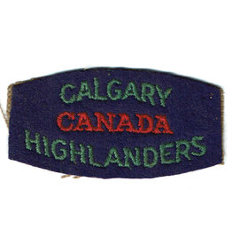 Calg. Highlanders Flash