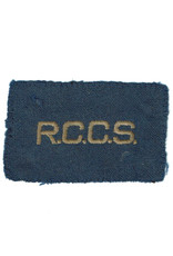 Royal Canadian Corps of Signals - 2nd Can. Inf. Div. Patch