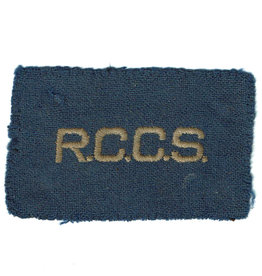 RCCS 2nd Div Embleem