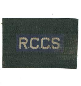 RCCS 4th Div Embleem