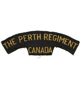 Perth Regiment Shoulder Flash