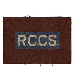 RCCS 5th Div Patch