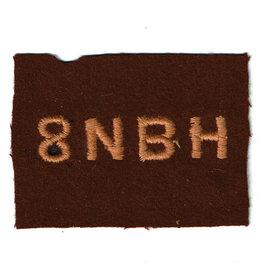 8th NBH Divisie Embleem