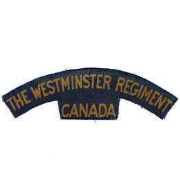 The Westminster Regiment