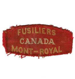 Fusiliers de Mont-Royal