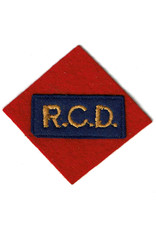 Royal Canadian Dragoons - Badge