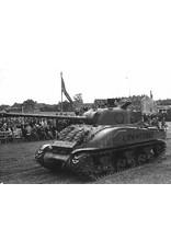 12 Canadian Tank Regiment - Three Rivers Regt embleem