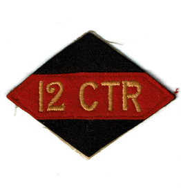 12 CTR - Three Rivers Regt