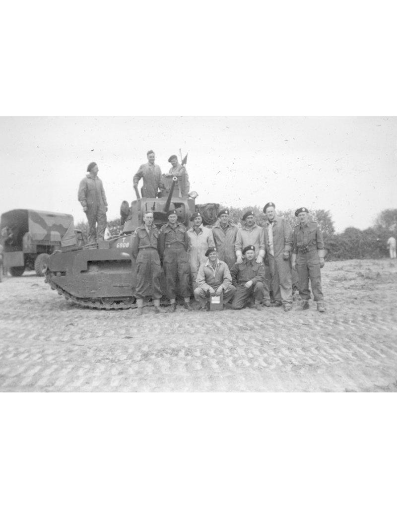 14 Canadian Tank Regiment - The Calgary Regt embleem