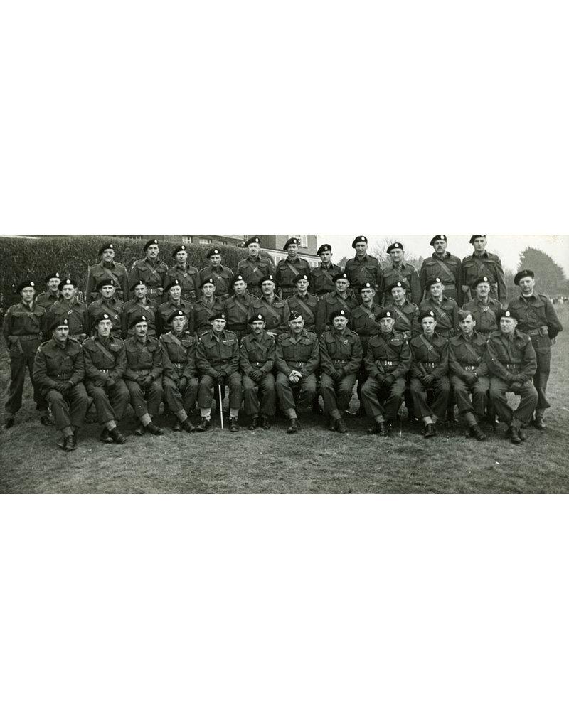 14 Canadian Tank Regiment - The Calgary Regt badge