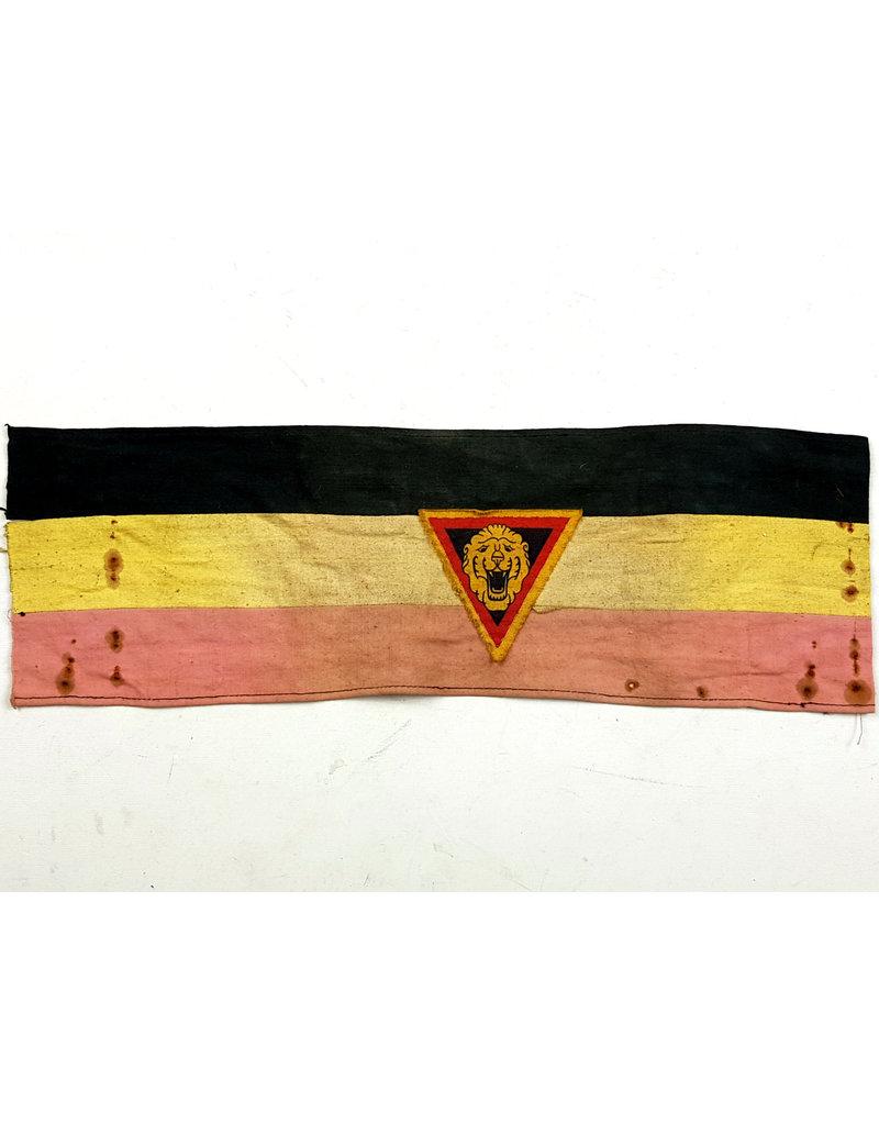 Belgian Resistance Group Armband