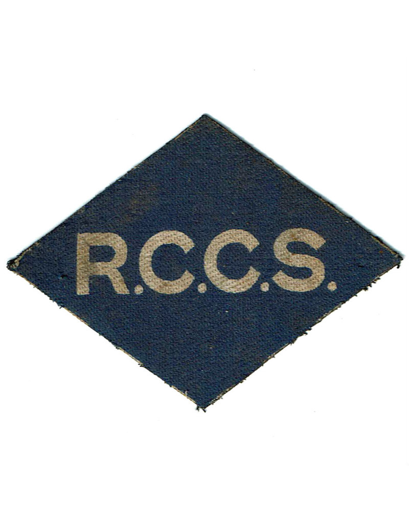 Royal Canadian Corps of Signals - 2nd Corps Embleem