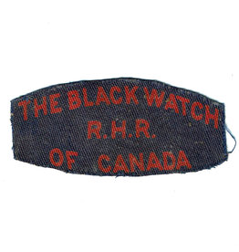 Black Watch of Canada