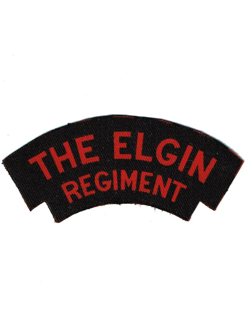 Elgin Regiment Embleem