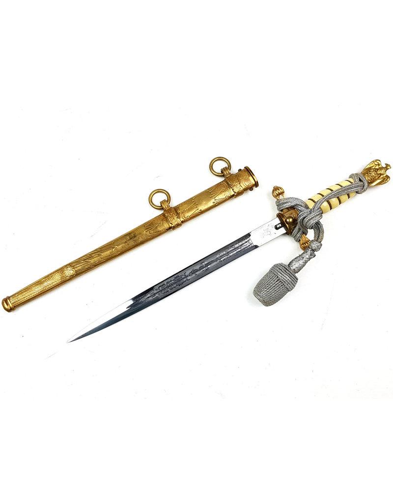 Kriegsmarine Officer's Dagger 'Eickhorn'