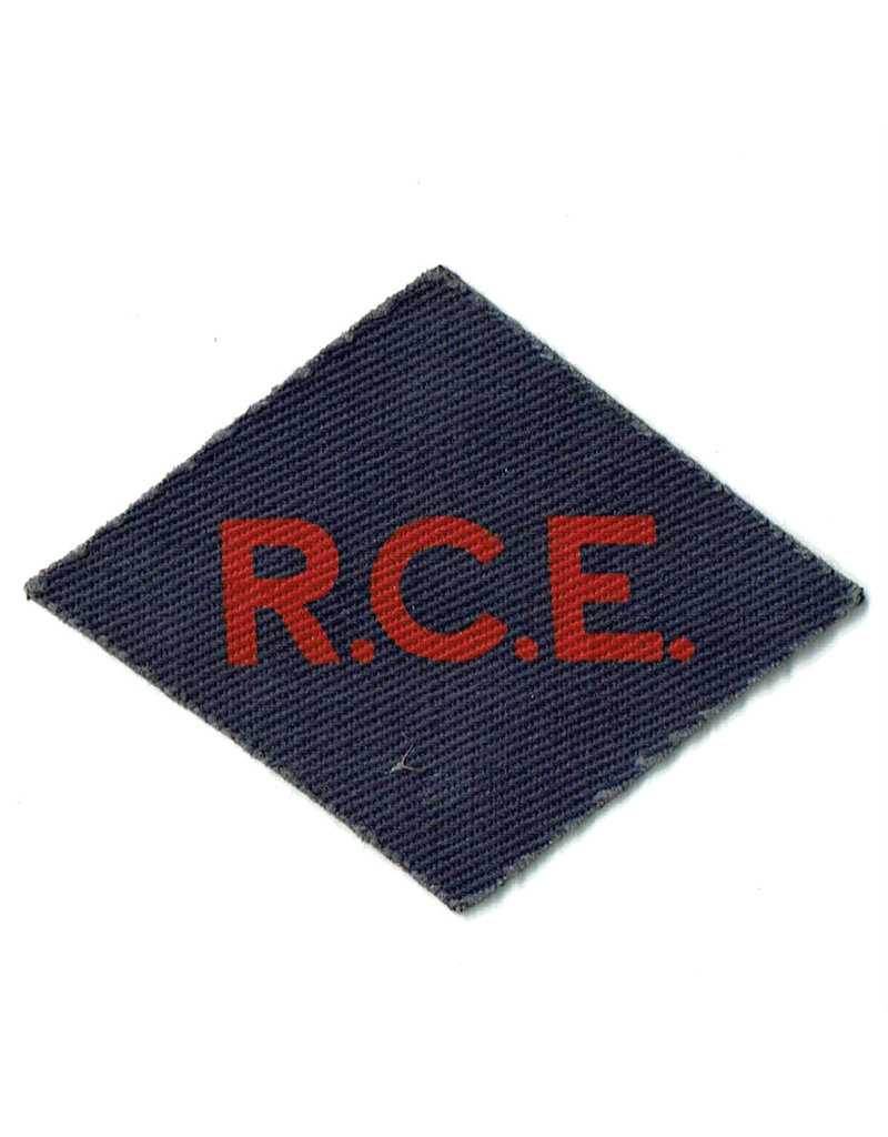 Royal Canadian Engineers - 2nd Corps Patch