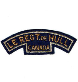 Le Regt. de Hull