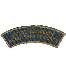 RCASC Embleem