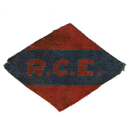 RCE-1st Canadian Army