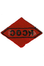 Royal Canadian Ordnance Corps - 1st Canadian Army - Gedrukt Embleem