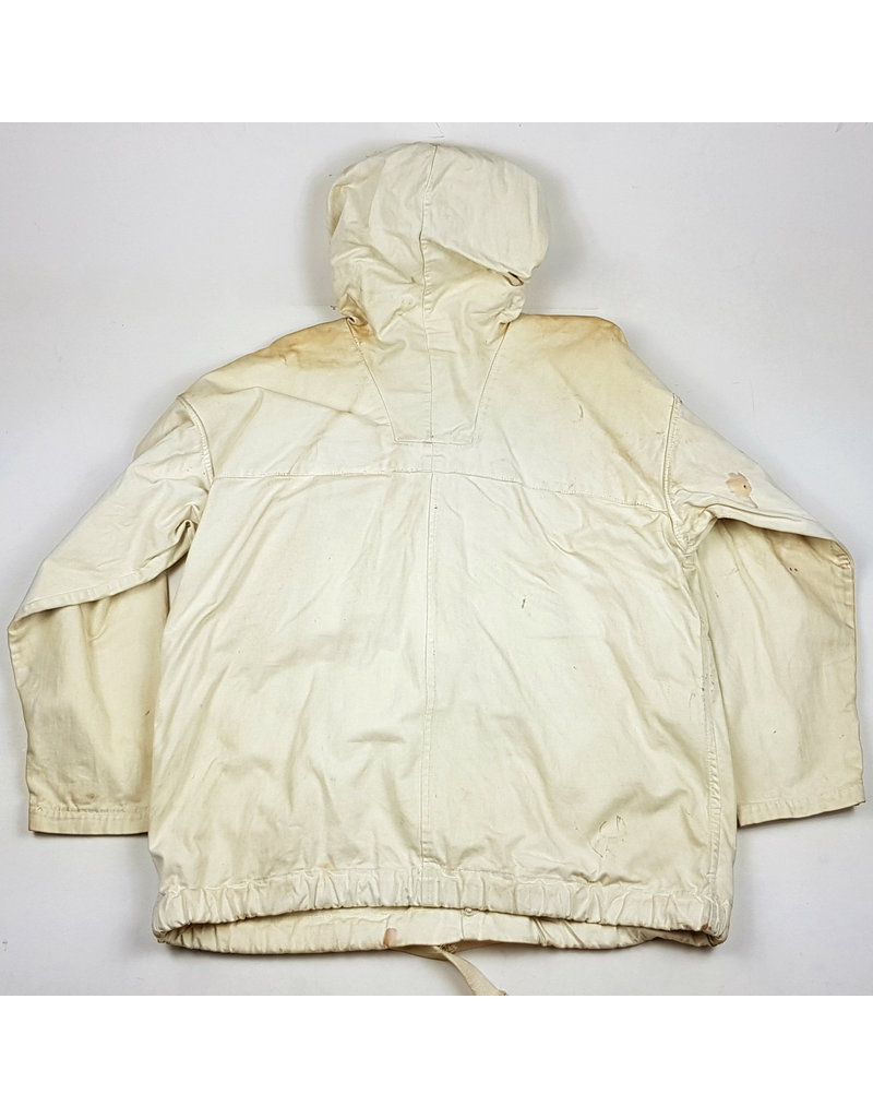 Snow Camouflaged Smock - Smock & Trousers