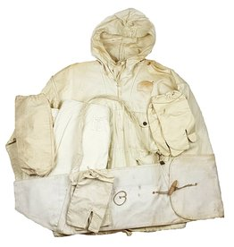 Snow Camouflaged Smock