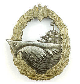 Destroyer Badge