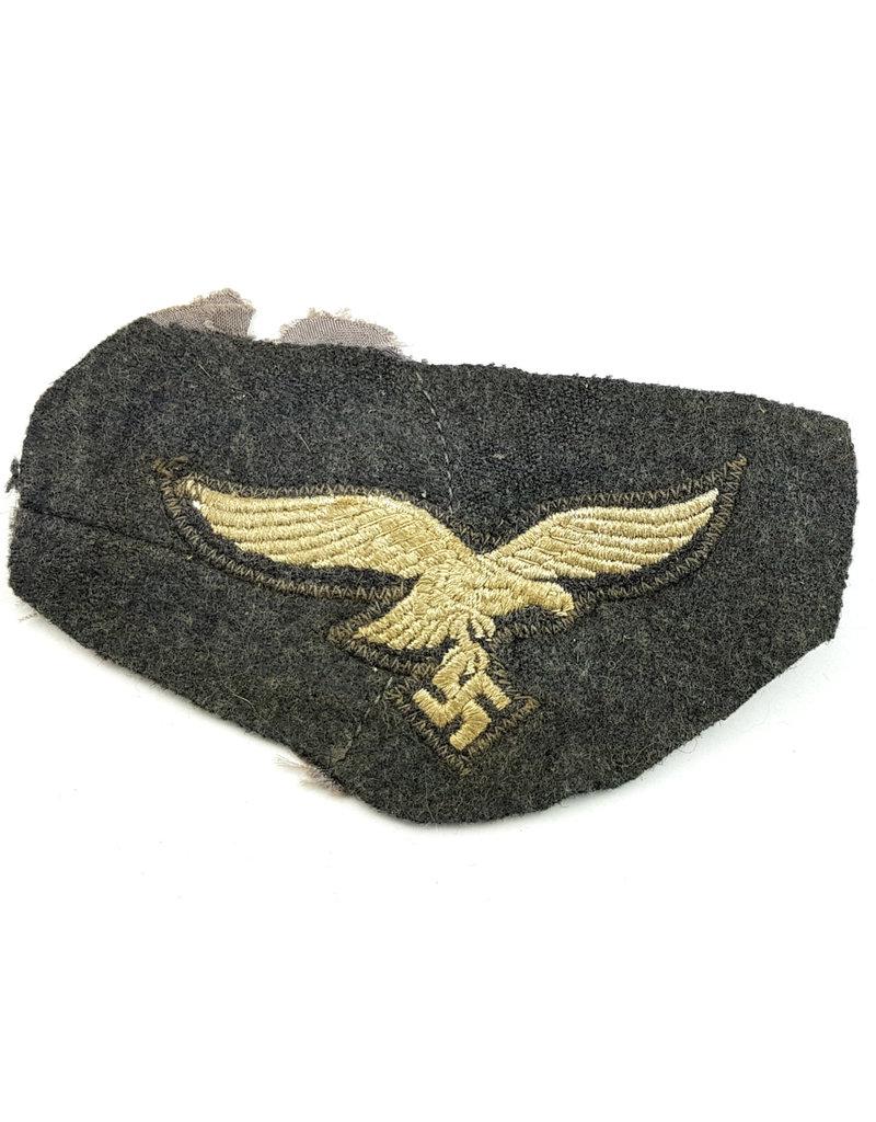 Luftwaffe Borst-Adelaar op stuk Uniform Stof