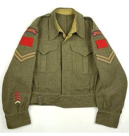 Battledress RCAMC